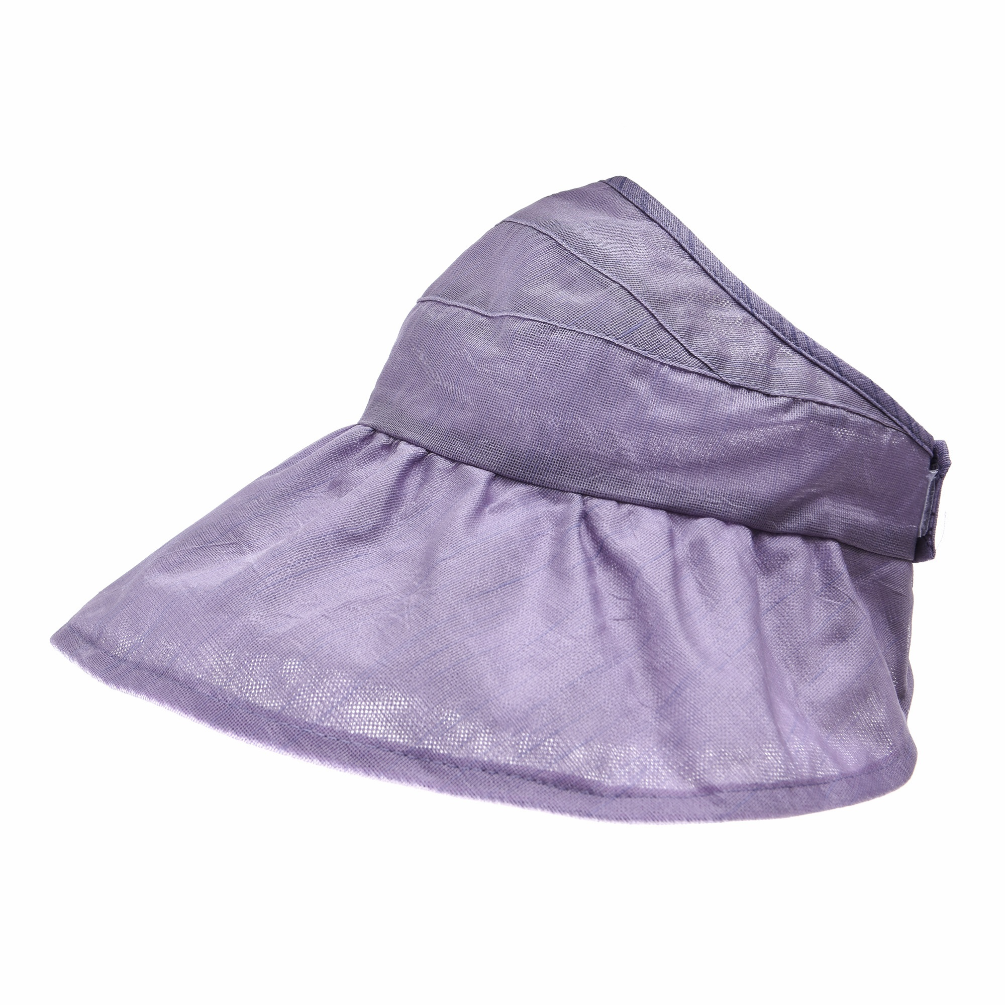 WITHMOONS Floral Ladies Sun Visor Hat with Floppy Wide Brim SL9710